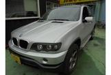 BMW/寶馬 X5 20萬 銀色 2001
