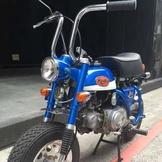 Honda Monkey 正日本經典老猴 Z50