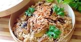 櫻花蝦油飯