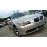 BMW E60 530 一手 全額貸 車換車