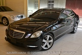 2011年 BENZ E350 JAAA認證車 年前大優惠