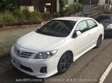 [換車自售] 2012年Altis 1.8E,保證實際里程,無泡水事故,車況佳