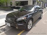 (自售)新北市板橋2005黑色INFINITI FX35 Sport版天窗休旅車