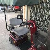 四輪電動代步車