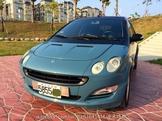 SMART FORFOUR 1.5 六速自手排藍黑雙色正一手車【澄湖】
