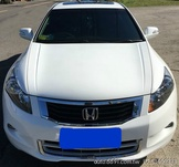 信德汽車 2013 HONDA ACCORD 2.4L 白 恆溫空調