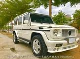 實價刊登 1999年 總代理 BENZ G500  一手車 稀有售出~
