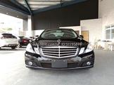 2009年 賓士總代理Benz E-Class E300 全車原廠配件 內裝真皮
