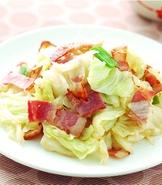 培根高麗菜(2)