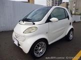 2002年白色SMART 600cc 省油 稅金少 好停車