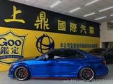 上鼎國際 正2008年 C63 AMG 總代理 全車精品 全額貸款