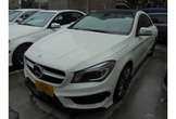 Benz/朋馳 CLA250 113萬 白色 2013