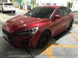 福特原廠認證中古車 FOCUS 1.5L ST Life 2019年 紅色