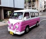 07年三菱威利~胖卡賺錢車~可愛粉色系吸睛外型~已改鷗翼侧開~內裝可客製化訂做~