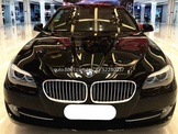 BMW 520I 霸氣黑頭車 價格好談