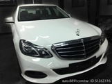 尚駿優質汽車 2014年 賓士 E200 年底限時促銷 保證實價