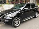 個人售車 2011 BENZ ML350 CDI Grand Edition 柴油動感特仕豪華版