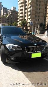 2012年款BMW520i車主自售、車況超優、均原廠保養