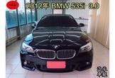 BMW/寶馬 535I 101.7萬 2012