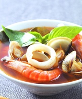 泰式海鮮湯