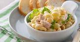 【家樂福廚房】鮪魚貝殼麵沙拉