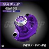 Q3機車精品 惡搞手工廠 GOGORO 1 組合式羊角 紫色 強化羊角 適用 GOGORO1 GGR1 狗肉1