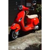 (自售)偉士牌 PIAGGIO VESPA 義大利版 LX150 ie 女用車庫車 偉士牌 只騎2700 太古購入