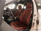 [速度國際]C300 AMG頂級真皮紅內裝通風椅 跑少美國加州賓士CPO認證車