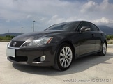 2010  LEXUS   IS250   NAVI版  灰色 實價:80.8