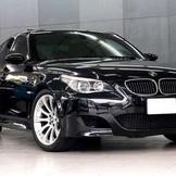 2007 BMW E60 M5 V10 改超跑音浪排氣管 黑