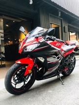 Kawasaki 川崎 Ninja 300 ABS 忍3 黃牌 仿賽 跑車 輕檔車 R3 忍400 CBR500R CBR300R 可參考 可車換車 可協助低利率全額貸款