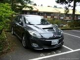 自售。實跑5萬2010年Mazda32.0L碳纖維內裝正Autoexe