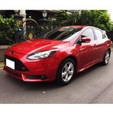 💕睿睿中古車💕2013年  Ford Focus 1.6 紅 車在桃園