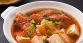 【家樂福廚房】韓式泡菜豆腐鍋(免用油法)