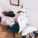 偉士牌1980年出場 Primavera  125 狐狸