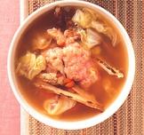 紅燒鰻魚湯
