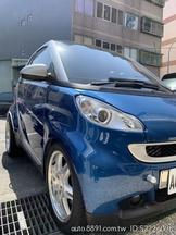 稀有smart fortwo 1.0 turbo 渦輪版 車主自售