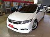 新達汽車 2013年 本田 Civic K14 一手車 跑少 空力套件 可全貸