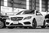 Benz E200 Coupe AMG 2014 白色 總代理- 金帝(謝謝)