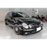 M-Benz W211 E320 黑 (全額貸 找錢增貸 強力過件)