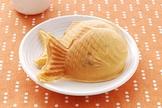 用鬆餅粉作鯛魚燒