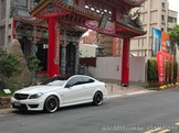 MB末代NA自然進氣 W204 C63 COUPE  AMG