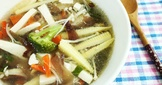 酸辣湯(食譜)