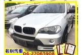 BMW/寶馬 X5 60萬 銀色 2007