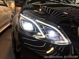 2015年M-Benz E200 Avartgrade 少有的雙魚眼LED頭燈