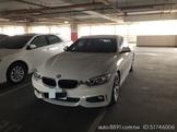自售BMW 總代理 420i M coupe 保固內 原漆無傷
