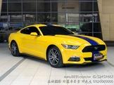 【嘉誠】17年 野馬 Mustang 2.3 僅跑3.4萬公里 Carplay