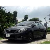 2008年 TOYOTA ALTIS Z版 1.8 新車價72萬 一手車 前車主超顧車 車內外如新