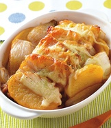 馬鈴薯焗肉
