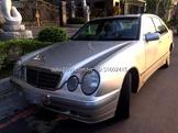 2000年賓士E200實車實價 好車不等人